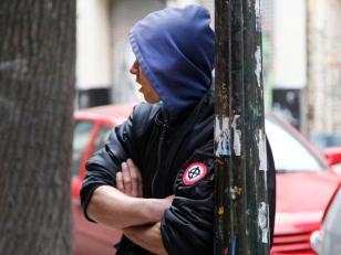 """Grupo de """"ultraderecha"""" fue a buscar a los estudiantes del Nacional Buenos Aires"""