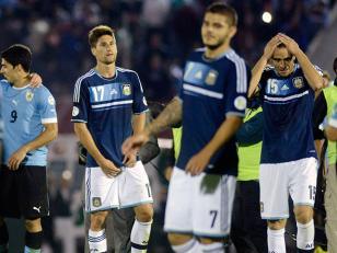 El seleccionado argentino de fútbol descendió del segundo al tercer puesto, desplazado por Alemania