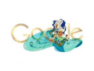 Homenaje de Google a Celia Cruz