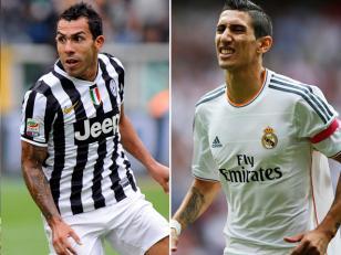 La Juventus visita al Real Madrid