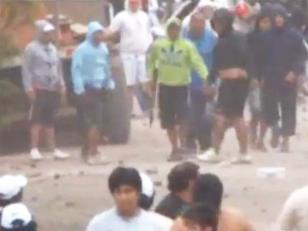 Detuvieron a 2 personas implicadas en el ataque a Milagro Sala