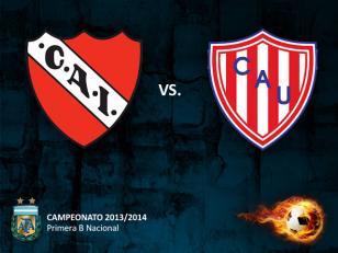 Independiente recibe a Unión