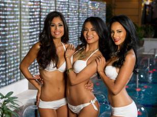 Miss Universo 2013: Las candidatas posaron en bikini