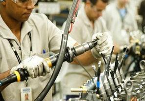 Indicadores de la actividad industrial de septiembre