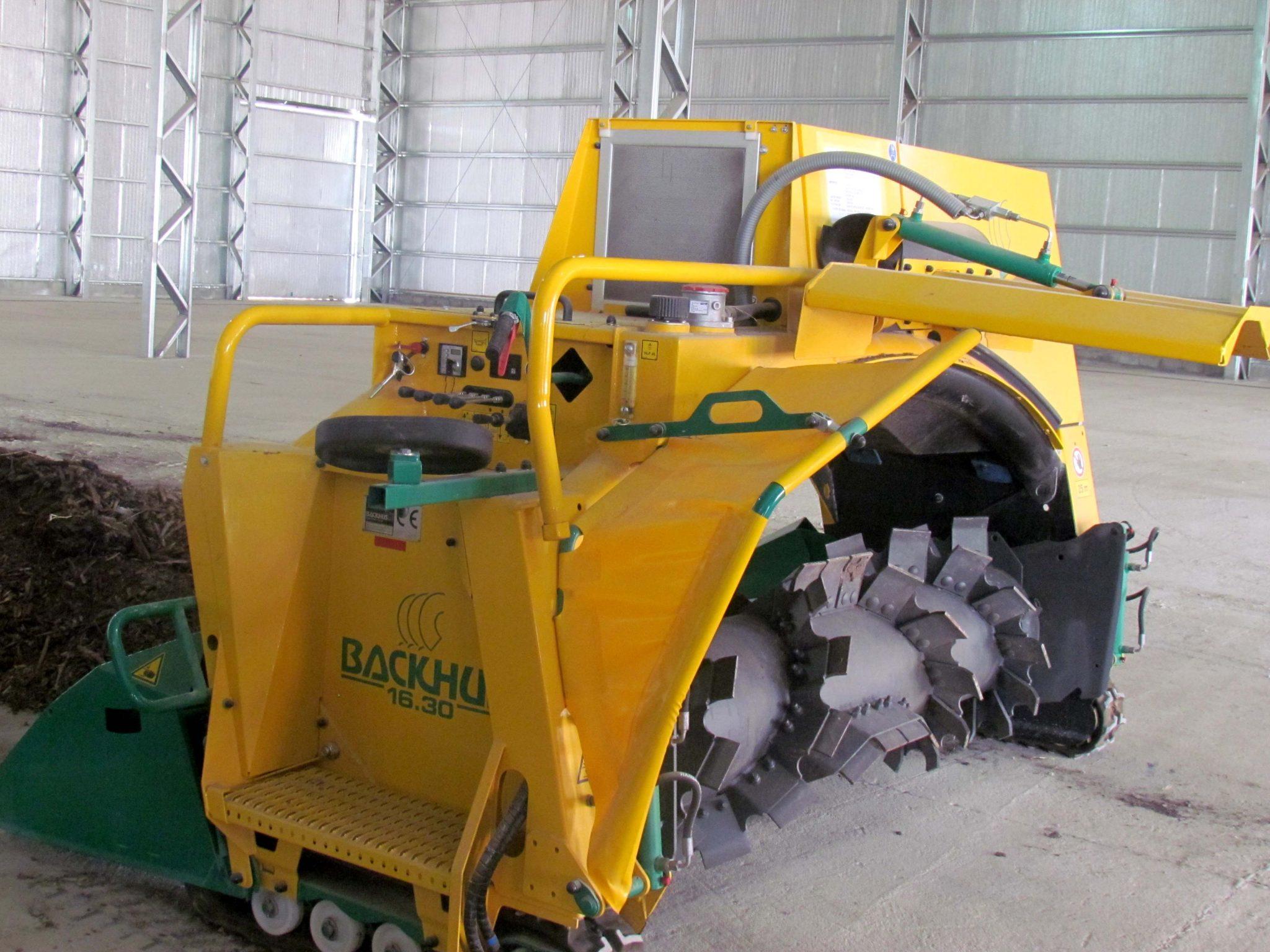 Inauguran la Planta de Tratamiento de Residuos en Rosario