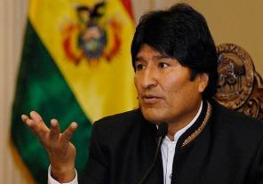 Evo Morales, profesor honorario de periodismo