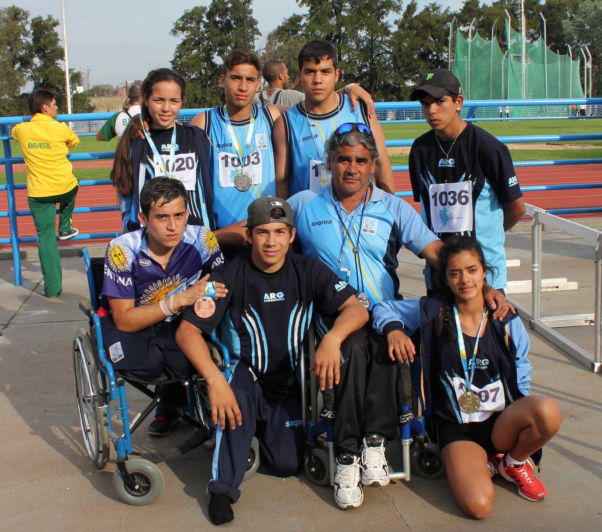 Juegos Juveniles Parapanamericanos 2013
