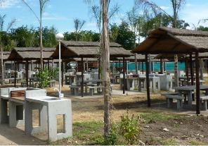 Boudou inaugura un centro recreativo en Luján