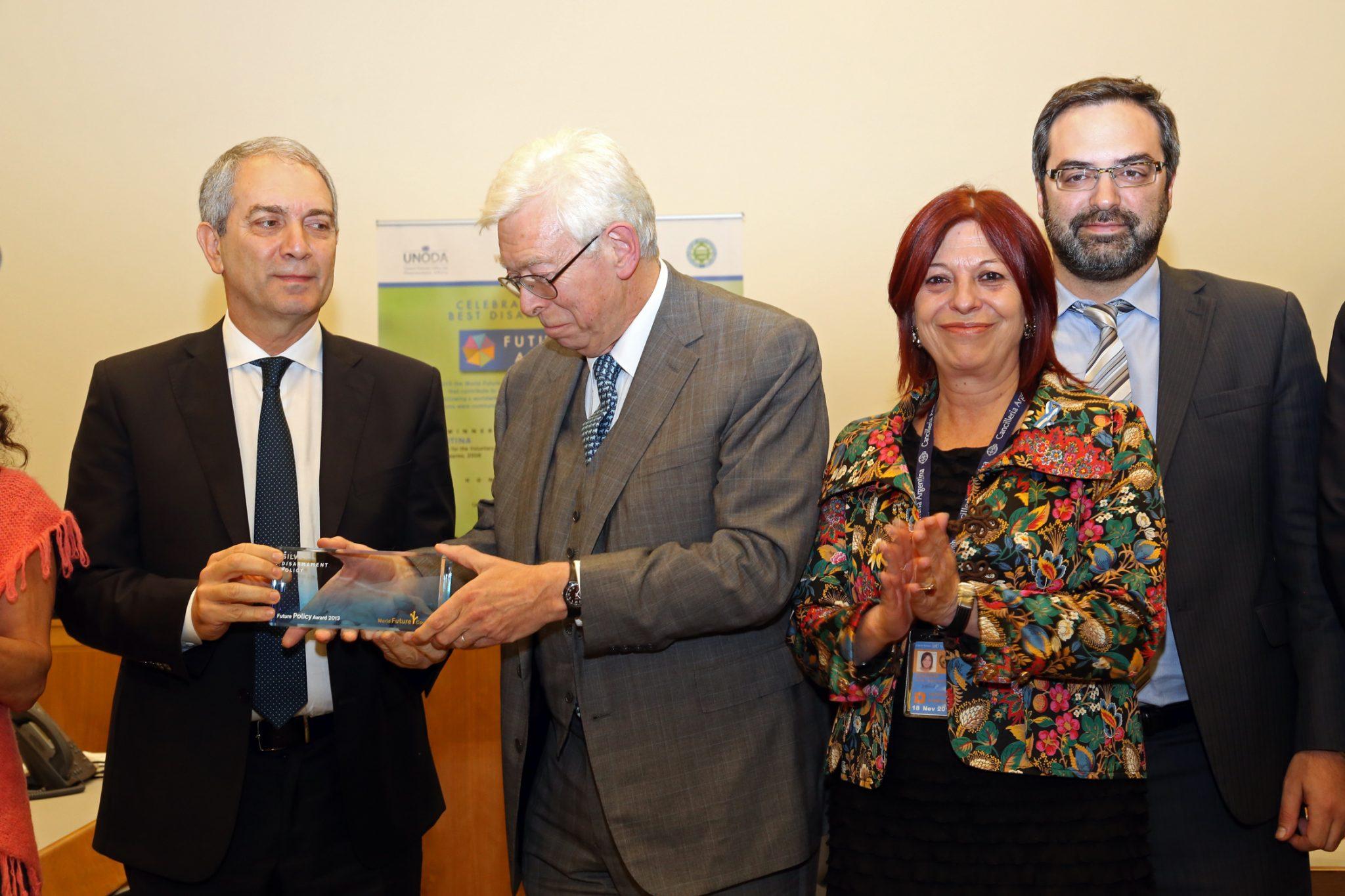 El Plan de Desarme Civil argentino reconocido por la ONU como uno de los tres mejores del mundo