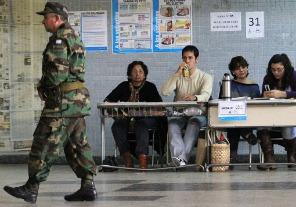 91 mil efectivos custodiarán las elecciones este domingo