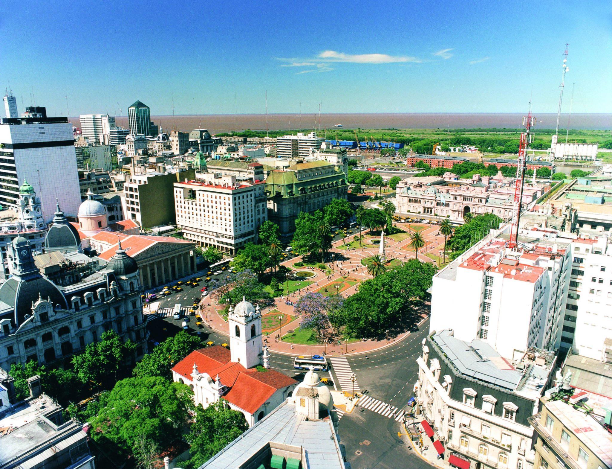 La ciudad de Buenos Aires fue distinguida como destino turístico