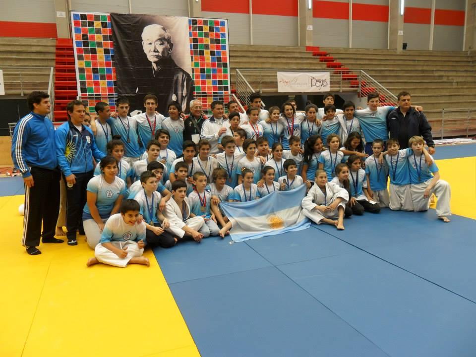 Seleccionado de Judo en Chile