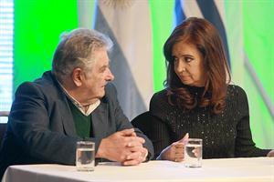 El mal momento que Cristina Kirchner le hizo pasar a Pepe Mujica