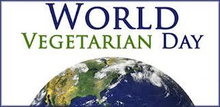 1 de octubre: Día Mundial del Vegetarianismo