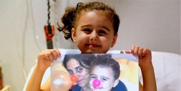 Solidaridad por Delfina: padece leucemia y necesita un trasplante