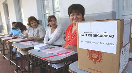 Documentación válida para votar en Argentina