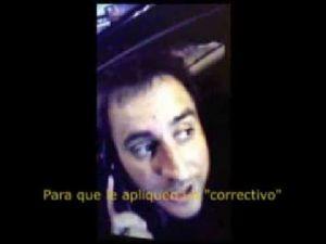 Video:Juan Cabandié ,quien circulaba sin seguro, amenaza y prepotea a efectivos de Gendarmería