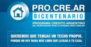 Información sobre las nuevas líneas de créditos del programa Pro.Cre.Ar
