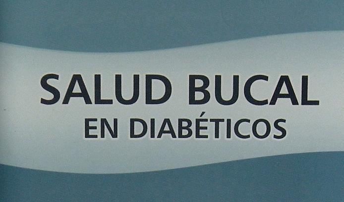 La diabetes y la salud bucal estan muy relacionadas
