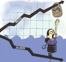 Argentina se encuentra entre los 3 países con más inflación del mundo