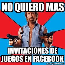 Cómo bloquear las invitaciones a juegos de Facebook