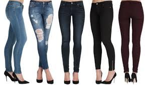 El costado oculto de los jeans