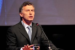 """Macri: """"El domingo termina el ciclo kirchnerista"""""""