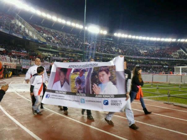 Solidaridad: Ayuda para los primos Lombardo