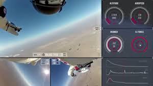 Aparece un nuevo video del salto de FÉLIX BAUMGARTNER