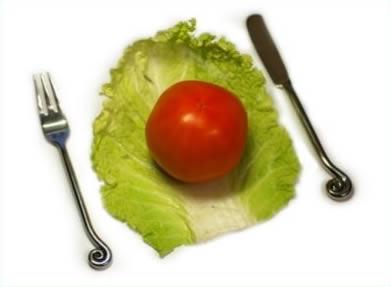 Estudio: Los vegetarianos viven mas y mejor que los carnivoros
