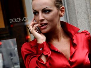 Francesca Pascale, la Sra. Berlusconi