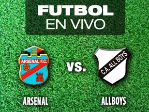 Arsenal vence a All Boys