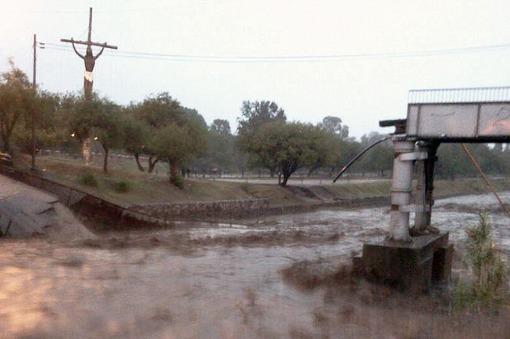 Ayuda del Gobierno Nacional a los vecinos de Córdoba afectados por el temporal