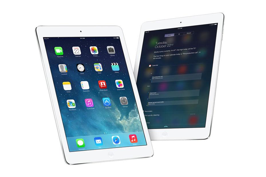Así es el nuevo iPad Air