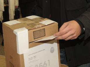 "Di Tullio: ""Las elecciones primarias no corren peligro"""