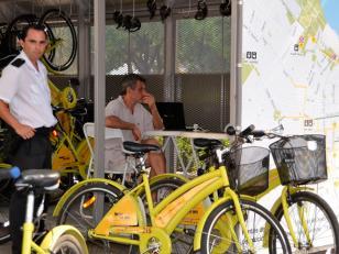 Macri suspendió la privatización del sistema bicicletas porteñas