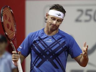 Nalbandian podría perderse la semifinal de la Copa Davis