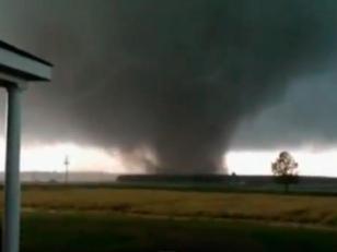 Tornados Texas: habría al menos 6 muertos y 14 desaparecidos