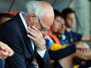 Bianchi: Es poco probable que Riquelme juegue el Superclásico contra River