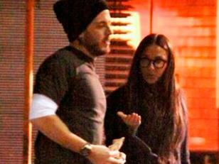 Demi Moore de novia con el ex de su hija