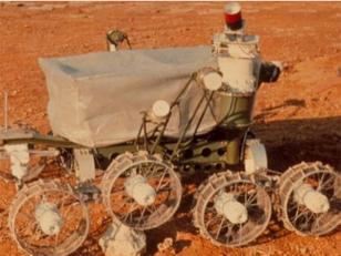 Recuperan vehículo con control remoto que pisó la Luna en 1970