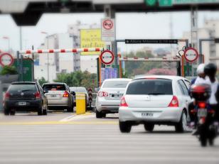Desde este jueves, aumentan nuevamente los peajes de los acceso a la Ciudad