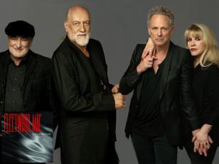 El nuevo EP de Fleetwood Mac causó furor de ventas en internet