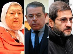 Oyarbide ordenó careo entre Bonafini y Sergio Schoklender