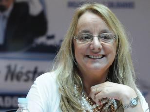 Alicia Kirchner será la candidata de Cristina en la Provincia?