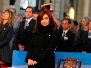 Cristina asistirá al Tedeum en la Basilica de Luján