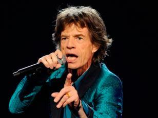 """Mick Jagger dice que su pasado es """"aburrido y deprimente"""""""