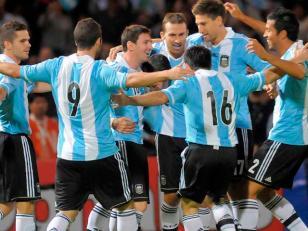 Argentina podría clasificarse hoy para Mundial 2014 en Brasil