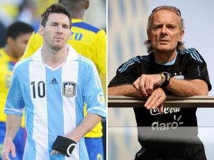 """Fernando Signorini: """"Existe riesgo de que Messi no llegue bien al Mundial"""""""