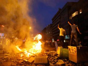 Turquía :Paro con 500 detenidos